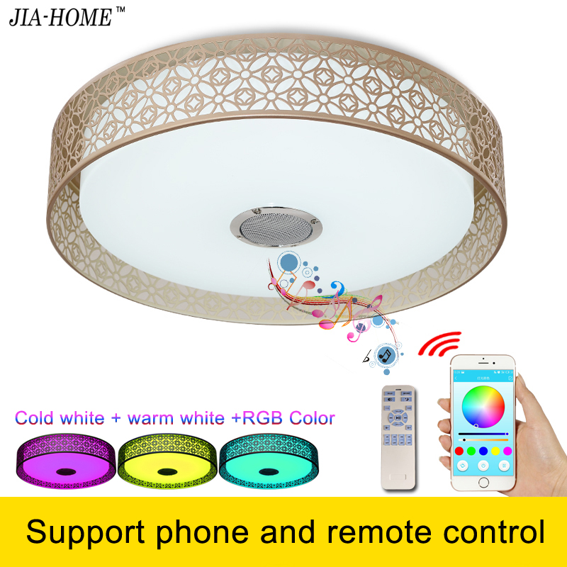 kids room led lamp for ceiling with Bluetooth speaker or remote control dome 36W led ceilng lamp Acrylic and Aluminum 10 50 meters pack 1m per piece led aluminum profile slim 1m with milky diffuse or clear cover for led strips