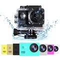 Topjoy Действие Камера 30 М Водонепроницаемая Камера 140D Открытый Спорт Камеры Видеокамеры Мотоциклетный Шлем Камера Спорта