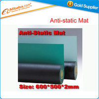 Free Ship Hot Selling 600 500 2mm ESD Mat Anti Static Mat Antistatic Blanket ESD Table