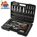 Herramienta de mano conjunto nik-003/108 destornillador kit de reparación diy 108 unidades caja de enchufes