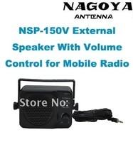 1новый оригинальный nagoya внешний динамический нсп-150в с 3.5 мм разъем + регулятор Grace для мобильного радио/приемопередатчик