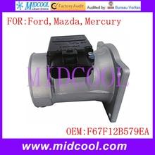 Новый Массового Расхода Воздуха Датчик использование OE No. F67F12B579EA, F67F12B579BA, F67F12B579CA, F67Z12B579BB для Ford Lincoln Mercury