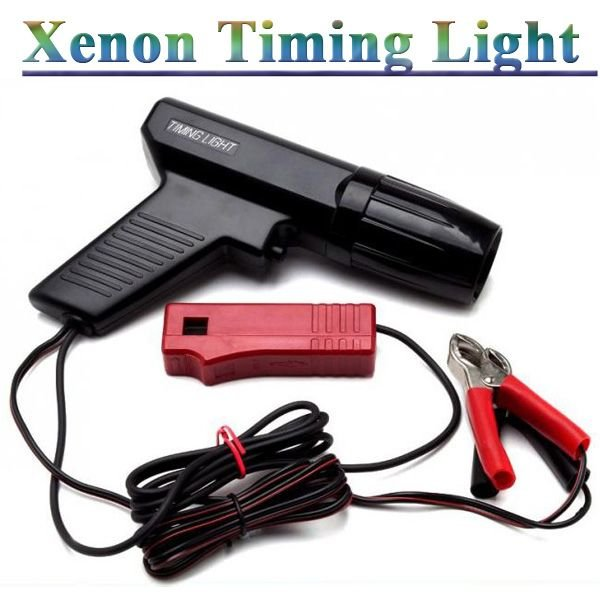 Tl 122 Inductive Xenon Timing Light For Engine Ignition Checking Automotive Agricultural And