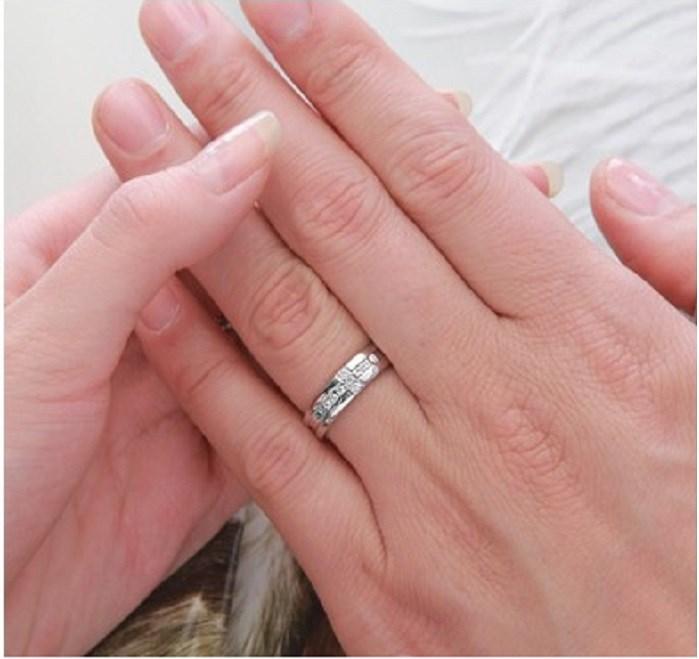 6fbe64cc7ad1 Uloveido vendido por par boda Vintage anillo de plata hombres corazón  mujeres Cruz hombre joyería venta pareja anillos Bijoux Anel Masculino J391