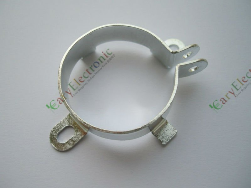 """20PCS Capacitor Clamp Holder 1/"""" 25mm."""
