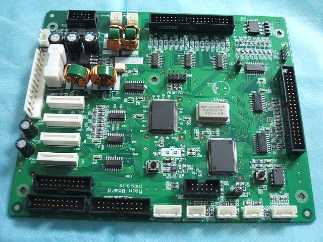 Infiniti drive board for 3308B printer parts infiniti