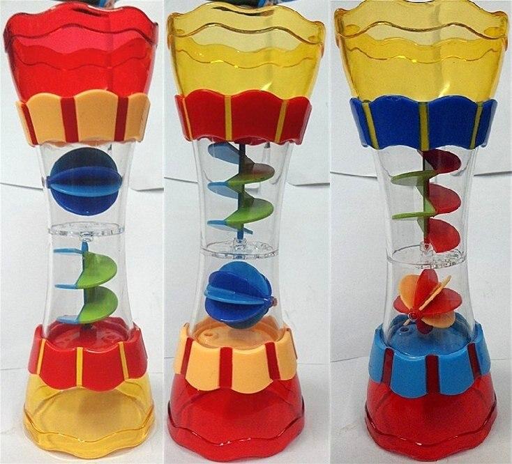 Игрушки для ванной водных аттракционов инструмент трубки 19 см Высота Детские игрушки