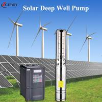 high flow 220v water pump solar power system exported to 58 countries garden solar system