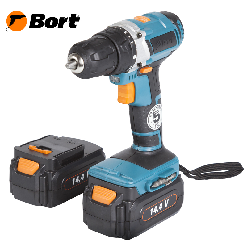 Cordless drill Bort BAB-14Ux2-DK dk eyewitness top 10 travel guide scotland