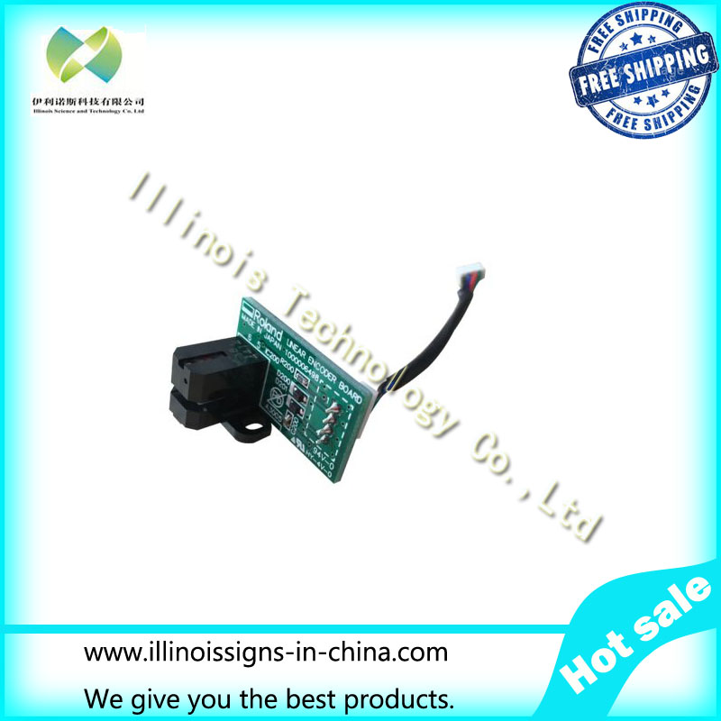 OEM Roland RE-640/ RA-640/ VS-640 Linear Encoder Sensor printer parts original roland fh 740 ra 640 vs 640 re 640 capping unit 6701409200 printer parts