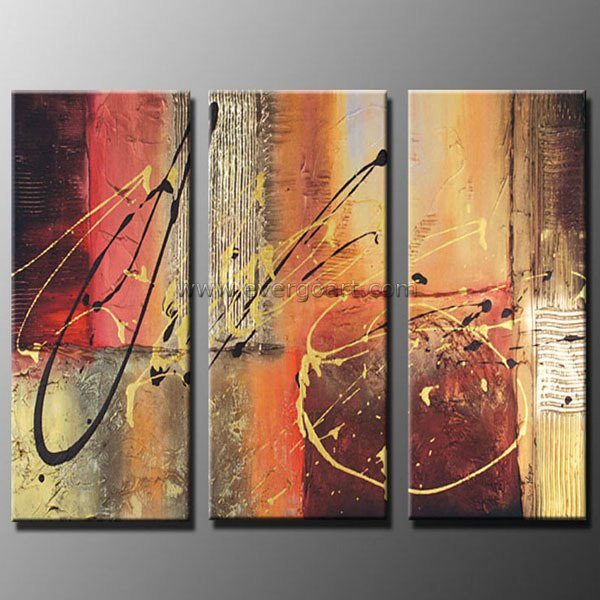 framed modern abstract huge canvas art oil painting large art in