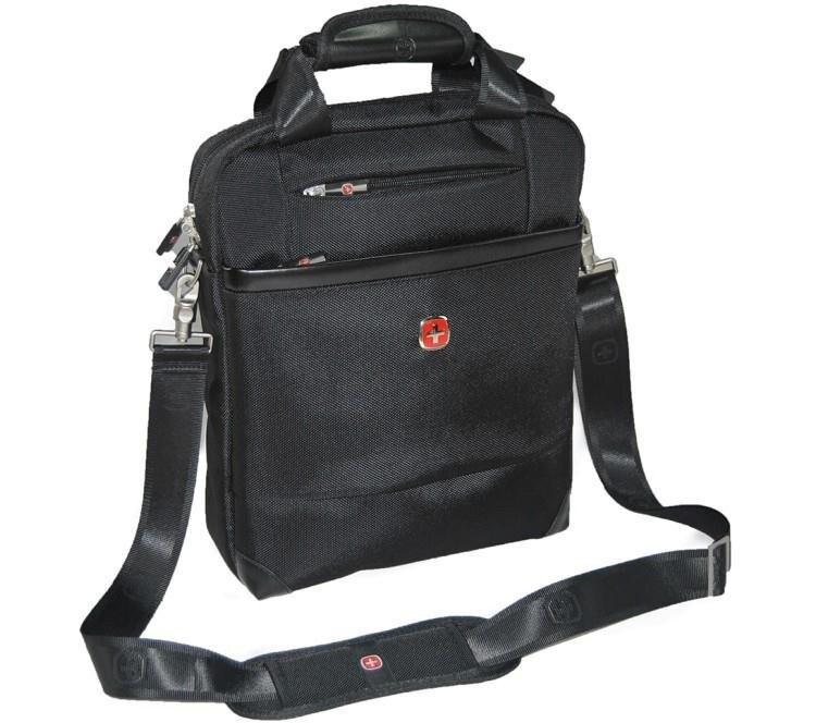 Original Swissgear Laptop Bag Swiss Army Knife Student Shoulder Waist Pack For Ipad Wenger Free Shipping