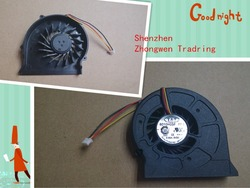 Genuine New Free Shipping For MSI ex625 ex628 ex630 ex623 cr600 cr620 cr630 vr630 ex620 para cr500 3pin CPU Cooler Cooling Fan