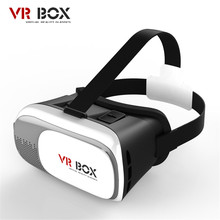 VR Box Il Virtual Reality Glasses Google Cardboard 3D Movie games for 3.5″- 6.0″ smart mobile Phone for HTC VR for Samsung vr