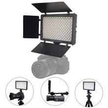 Mcoplus LED-410B CRI95+ 2000LM Bi-color Ultra Thin Studio Photography Video LED Light for Canon Nikon Panasonic Sony DSLR Camera