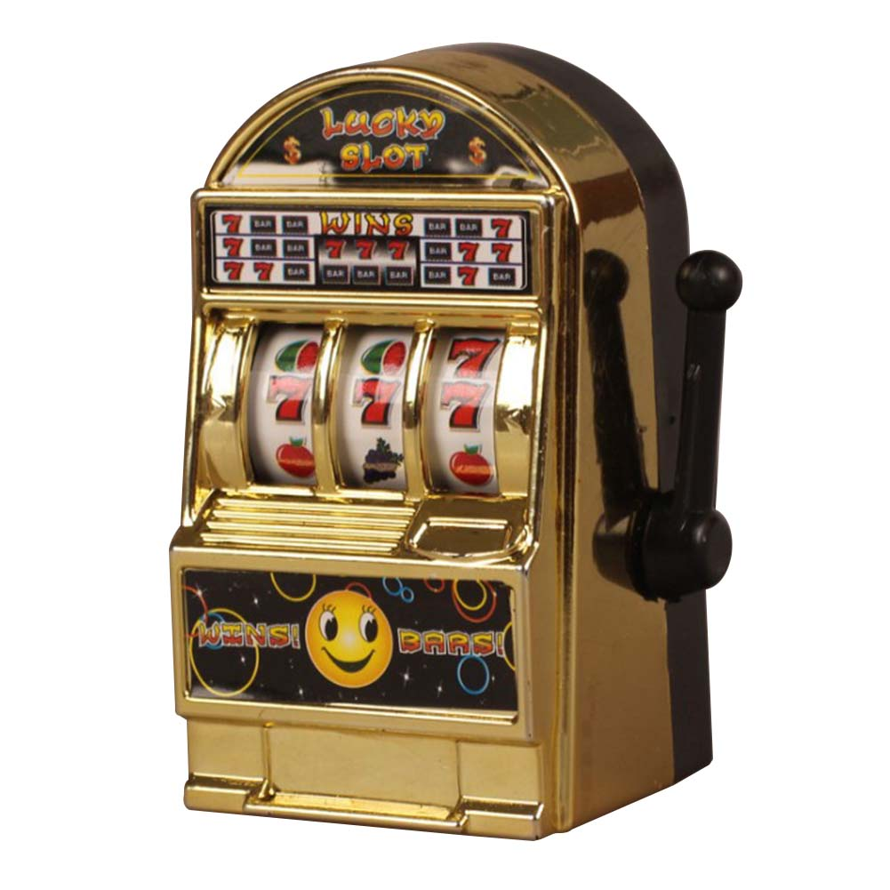 New Children S Slot Machine Mini Toy Lucky Jackpot For Fun Birthday Gift Kids Safe New Style Healthy Design New Arrival