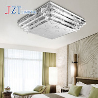 M Modern Crystal LED Ceiling Lights Fixture For Indoor Lamp Lamparas De Techo Surface Mounting Ceiling
