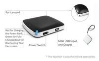 новое постулат мопо куб фаб 1000 MA Ton супер мини портативный банк полномочия зарядное устройство для мобильного телефона бесплатная доставка