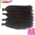 4B/4C Mongol Graneles Afro Rizado Rizado 8-30 pulgadas instock Pelo Belleza Natural Coily Bultos Del Pelo para trenzado Envío Libre
