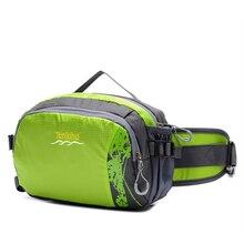 2016 Waterproof Nylon Supreme Unisex Waist Bag Waist Pack Fashion Men and Women Military Waist Bag Bags for Ipad Mini