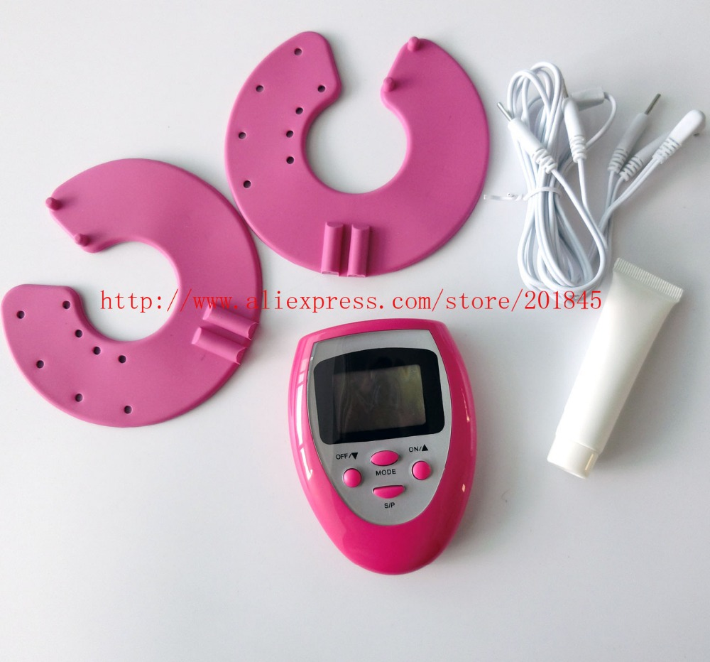 Electrical Stimulator Breast Enhancer Pulse Massager Breast s