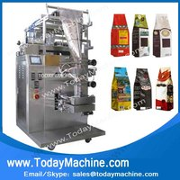 Stand Up Pouches Filling Sealing Machine Bag Given Packing Machine Doypack Packing Machine