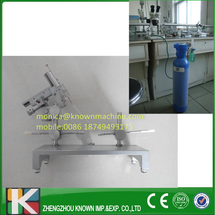 beekeeping equipments queen bee Artificial Insemination kit  with CO2 bottle and the microscope комплектующие для кормушек ice 2 beekeeping entrance feeder