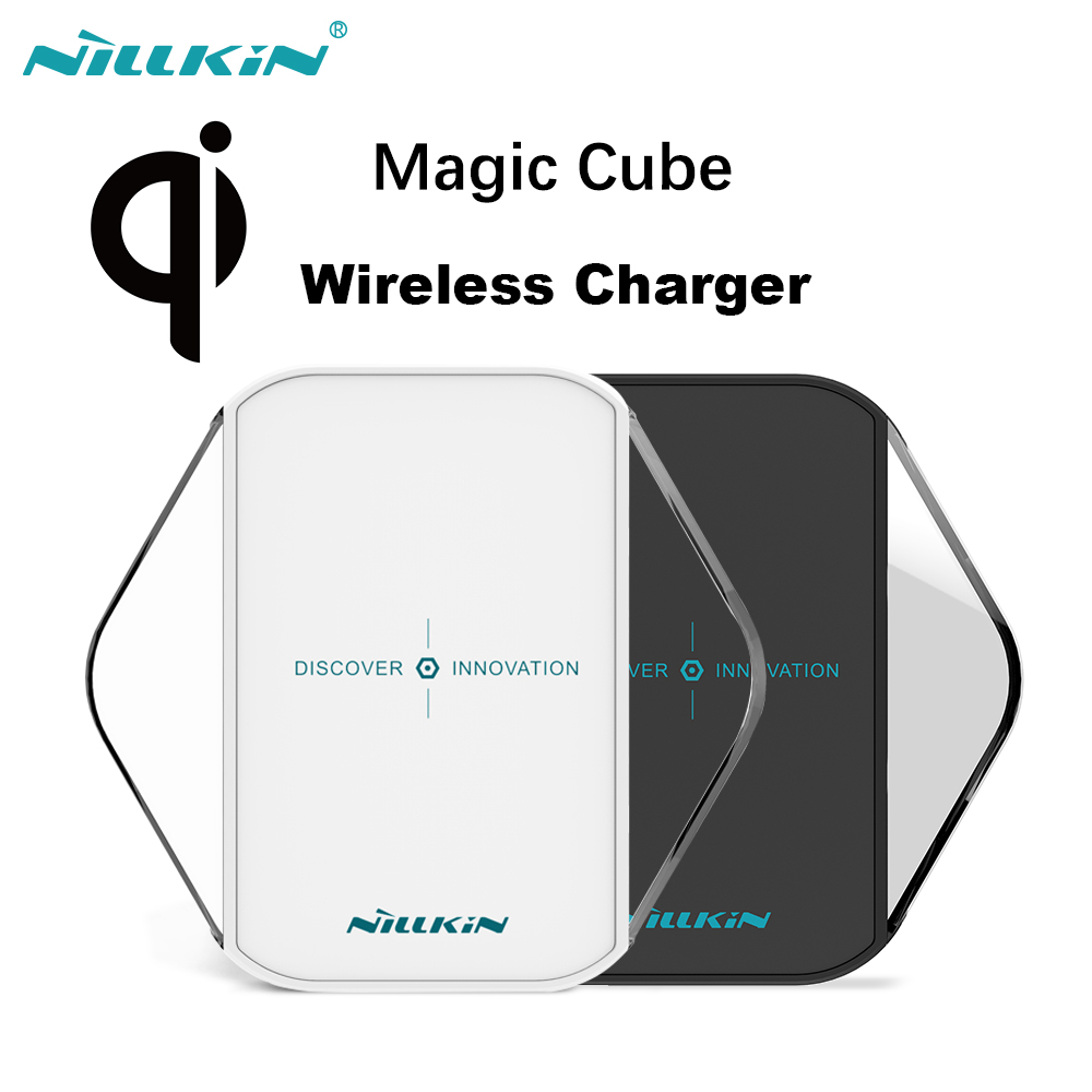 Free Wireless Cellphone Charger Circuit Interframe Media Buildelectroniccircu Shipping Nillkin Magiccube Qi For Lumia 950 S6 Edge S7