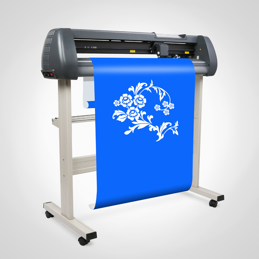 China rabbit blade knife a4 a3 sticker decal cutting plotter machine 34 professional vinyl cutting plotter good quality