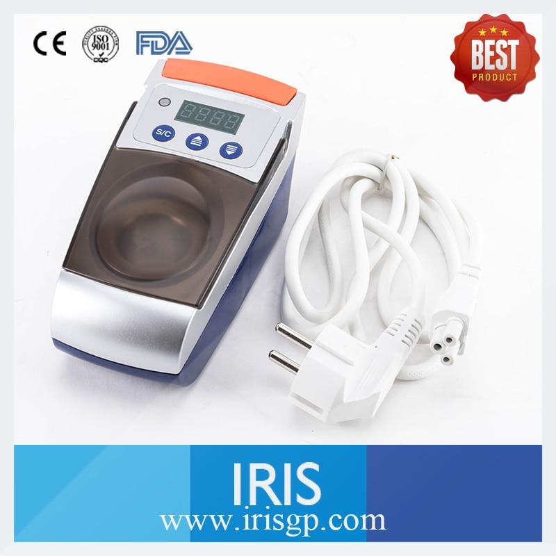 New 1 Pcs Dental Lab Tools ONE-Well Dental Digital Wax heater Pot Analog Melting Dipping Heater Melter Digital Wax Heater Pot 1