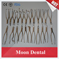 Whole Set(23 pcs) Adult Tooth Extracting Forceps Stainless Steel Dental Surgical Tool for Extracting Molar/ Incisors/ Premolar