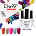 Elite99 1pcs Eco-friendly UV Gel Polish Manicure Soak Off One Step Nail Polish Gel Varnish Remove by Alcohol 10ML/PCS