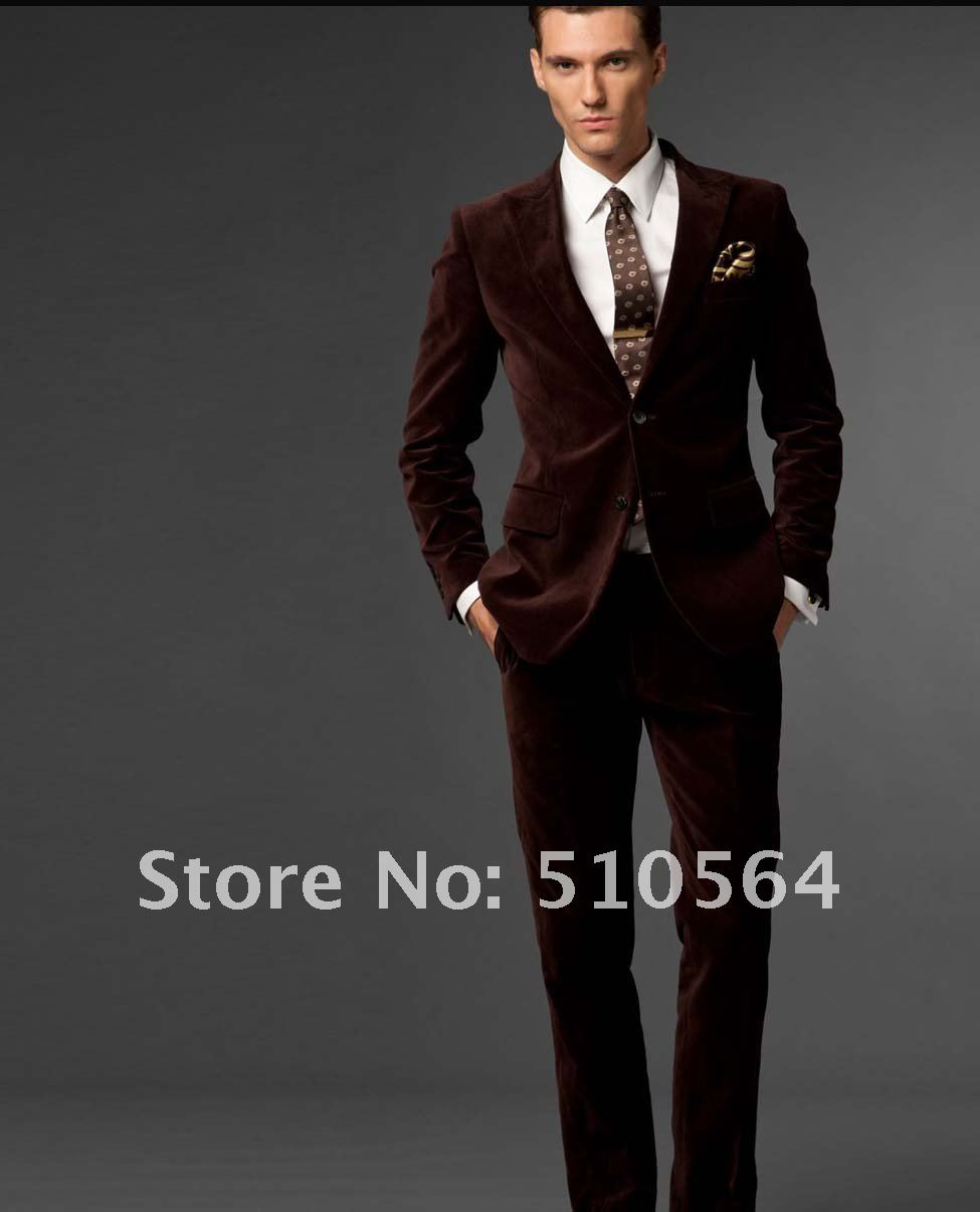 Wholesale Free shipping Fashion high quality Cotton Corduroy suit ...