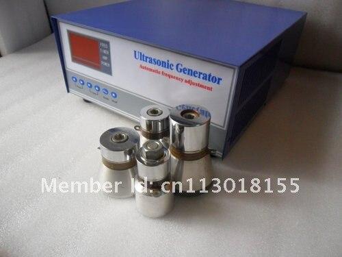 Ультразвуковой генератор 1500 Вт 220 В 28 кГц/33 кГц/40 кГц мощность регулируемый ультразвуковой волна для комплект ультразвукового очистителя