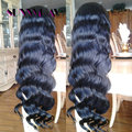 8A Unprocessed Virgin Brazilian Hair Glueless Full Lace Wig Body Wave Full Lace Human Hair Wigs Natural Hairline With Baby Hair