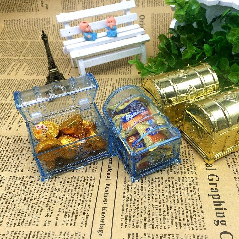 유럽 창조적 인 성격 새로운 보물 사탕 상자 - 휴일 파티 용품