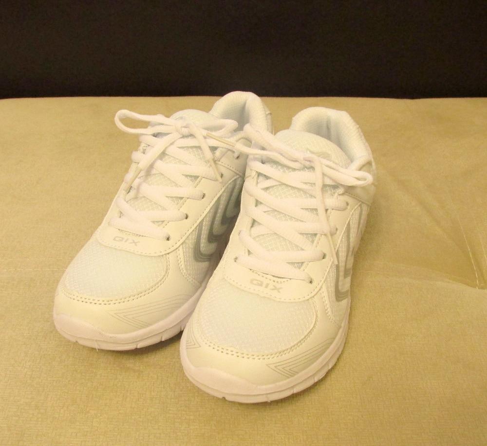 Белые кроссовки с Алиэкспресс