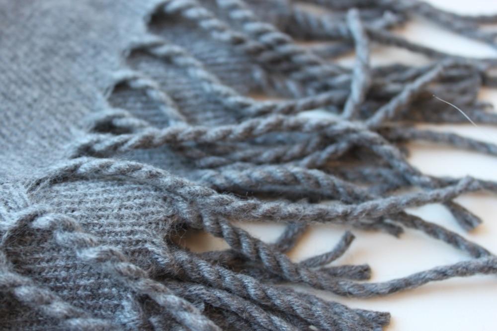 Качественный мужской шарф с Алиэкспресс