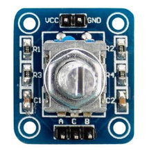 Free Shipping!! 5pcs 360 degree rotation / FOR ARDUINO coding module sensor /Electronic Component