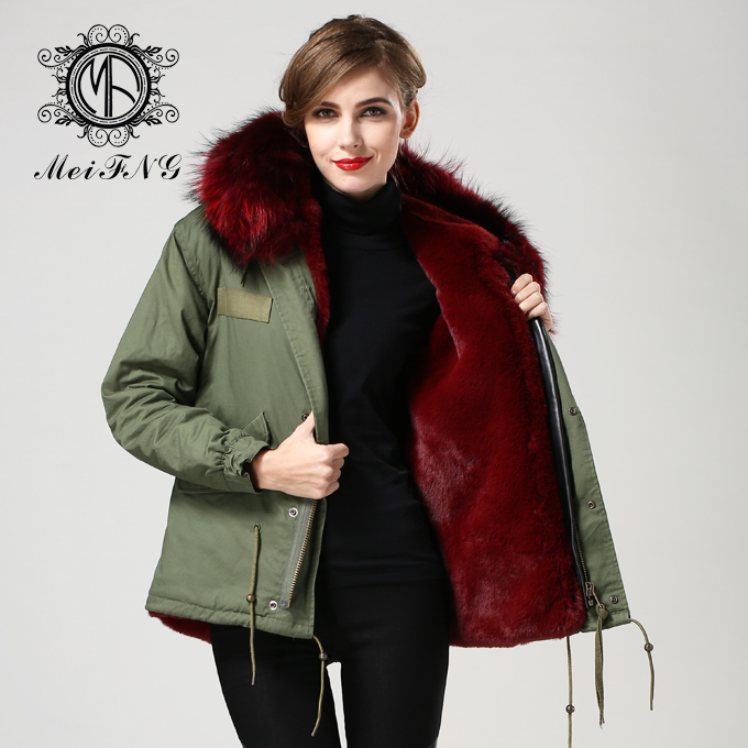 2016 Fashion Womens Winter Warm V-Neck Quilted Zipper Jacket Short Padded Bomber Coat Jacket Outerwear 7 Colors