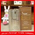 Frete grátis New Hot barris de ouro super além pele 79 Whitening BB Cream protetor solar SPF25 PA + + coreano maquiagem fundação enfrentou