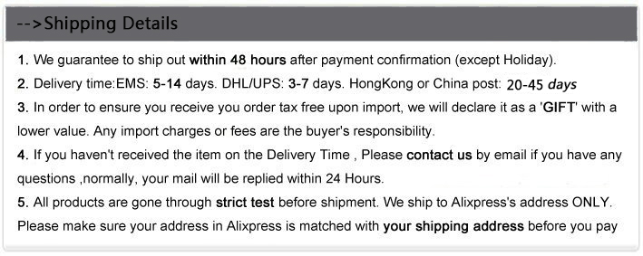 shipping details 2