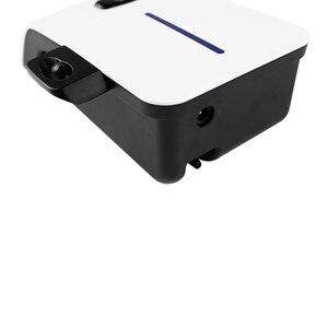 Image 3 - OPHIR hava fırçası seti ile hava kompresörü Hava fırça Püskürtme Makyaj Sistemi Tırnak Sanat Vücut Boya Geçici Tattoo_AC117W + AC004A
