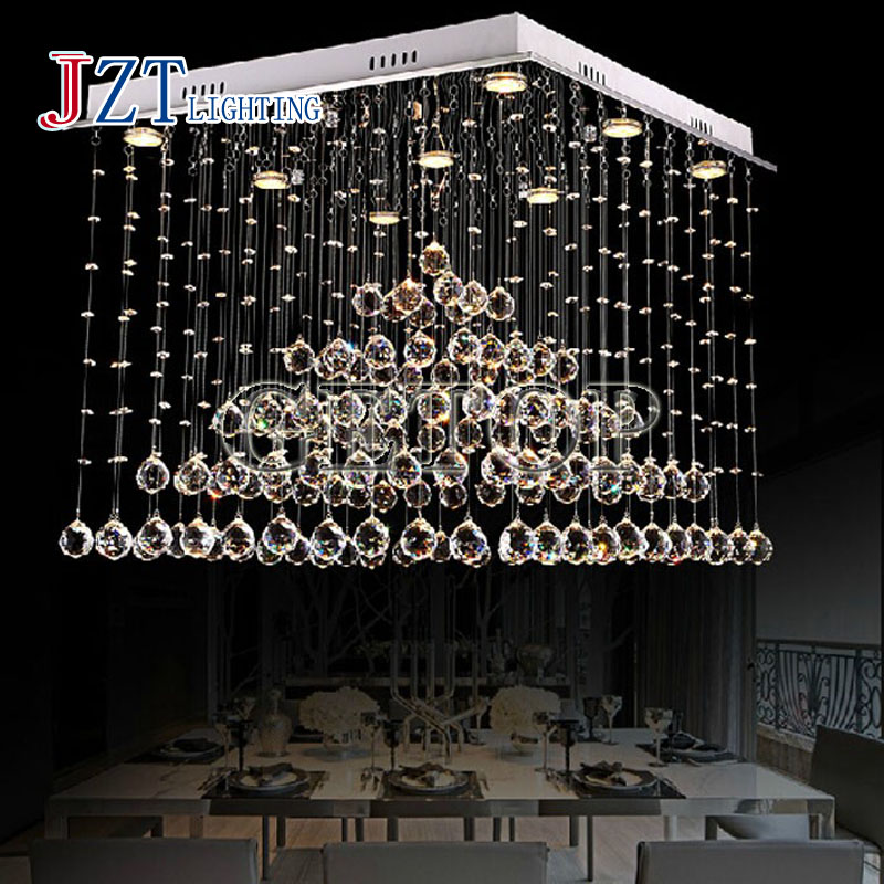 T Best Price Modern Lustre Crystal Chandeliers Crystal Dining-room Lamp Droplight Pandent Lamp led light j best price crystal black chandelier droplight europe restoring ancient light dining room crystal lamps for bedrooms 6 lights