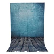 3x5ft винил фотографии Фон для студии реквизит для фотосессии деревянные стены этаж фотографические фонов Ткань 90 см x 150 см