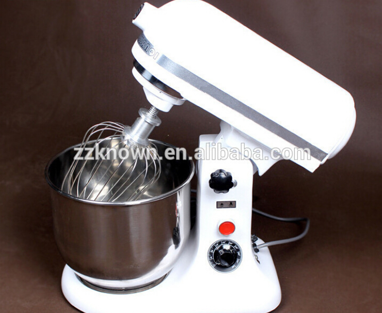 Stainless Steel Electric Stand Mixer Food Mixer Dough Mixer Eggs Mixer Kitchen with 7L