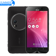 "Original ASUS Zenfone Zoom ZX551ML 5.5"" FHD Z3580 2.3GHz Quad Core 4GB RAM 64GB ROM 13 MP 4G LTE Mobile Phone"