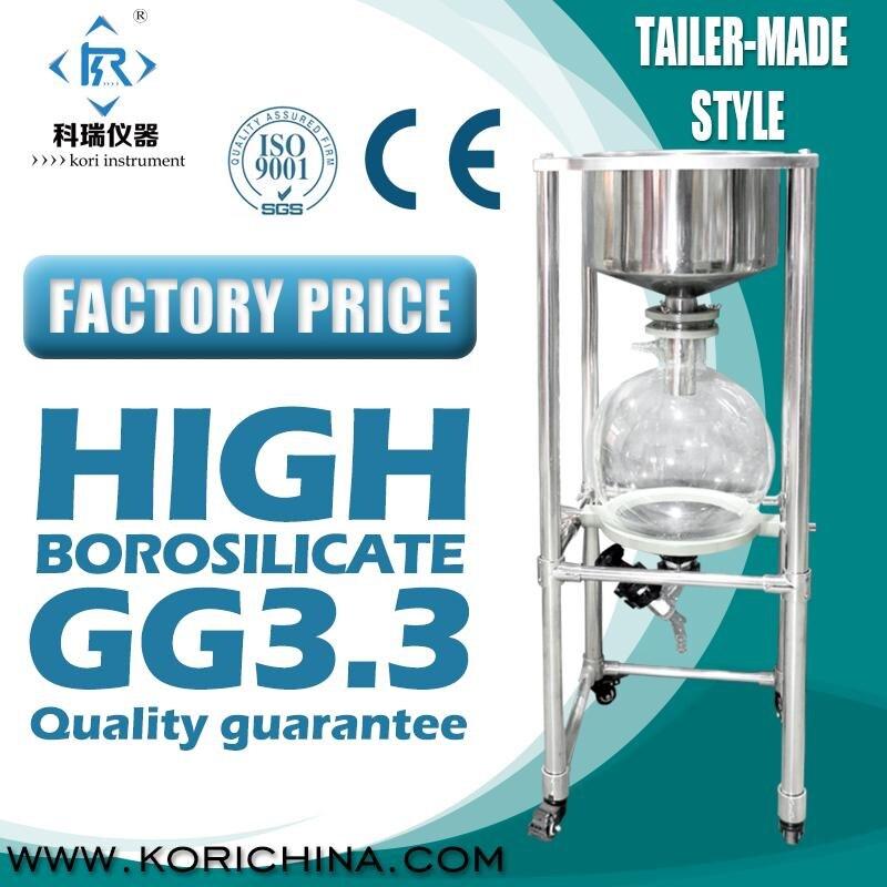 China Laboratory Equipment Manufacturer 10l Lab Vacuum