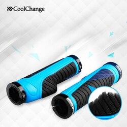 Coolchange cycling grips mountain bike handle rubber grips of bilateral lockable anti skid ergonomics 3 colors.jpg 250x250