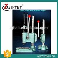 Manual de imprensa tijolo manual hidráulico pressl exportados para 58 países